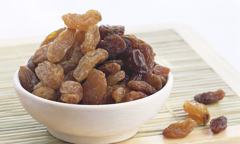 health benefits of raisin in daily life