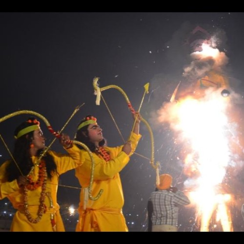 Ravan Dahan in chandigarh, more then 30 palces