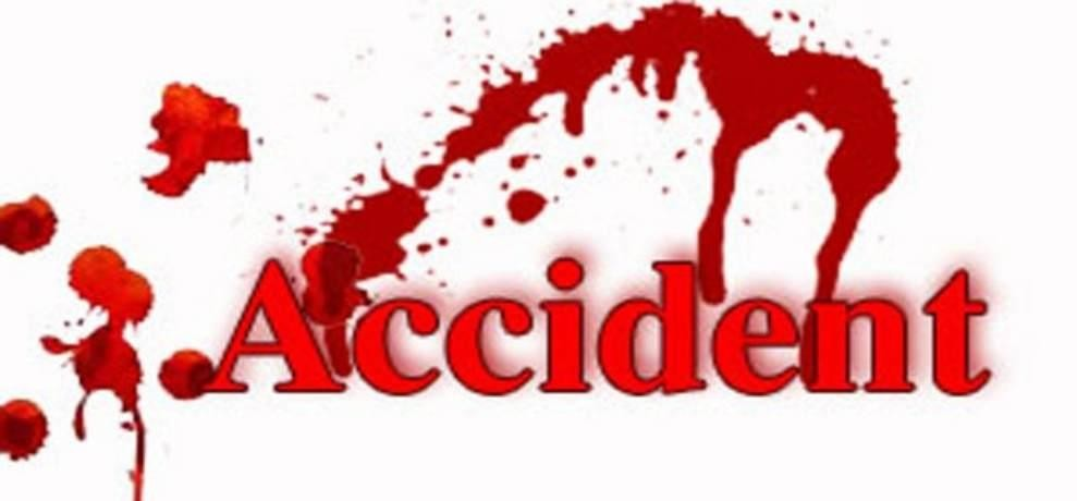 Villager killed in accident, three injured
