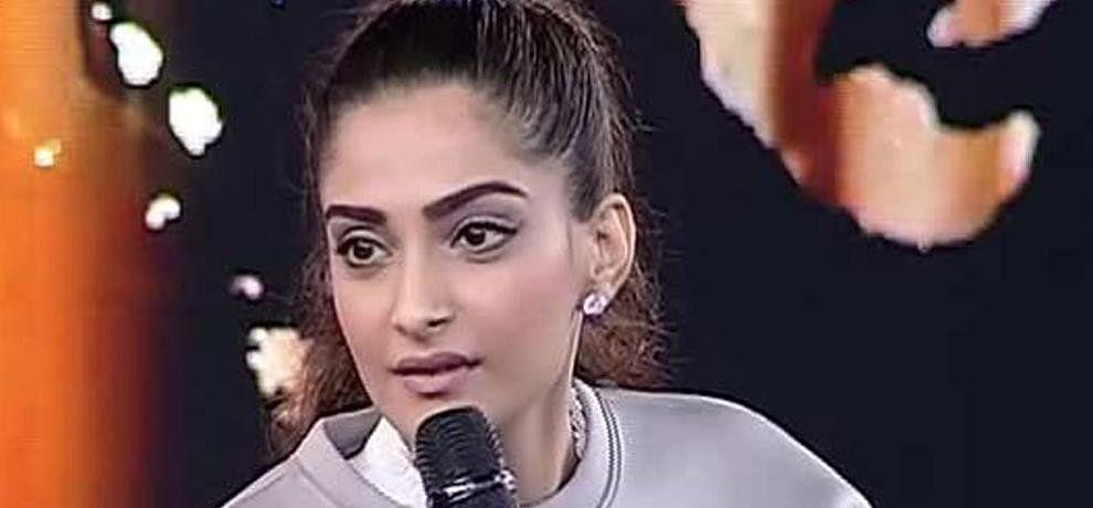 Sonam Kapoor Talks About Her Brother Harshvardhan Life ...