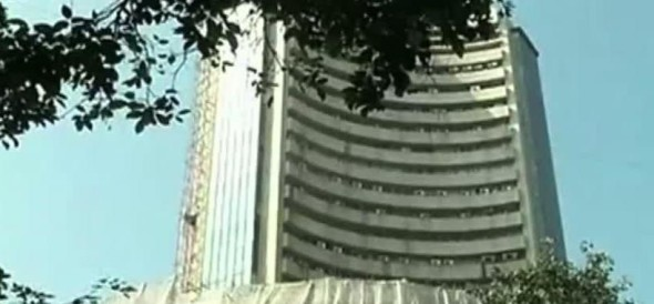 sensex, nifty opens up in flat on friday 23 june