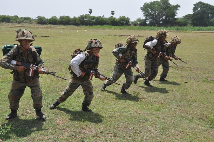 Indian Army Training Images Hd   Wallpaper sportstle