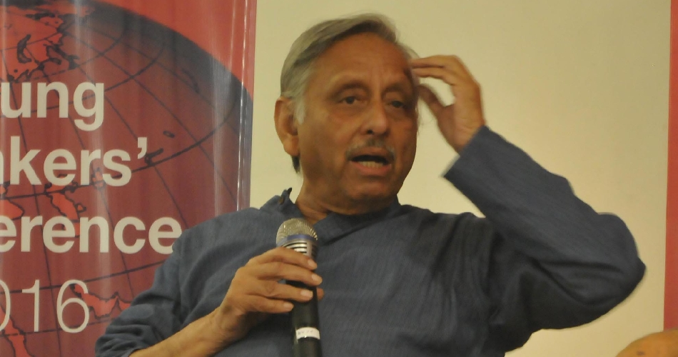 Congress party leader V Hanumantha Rao said Mani Shankar Aiyar should stop giving such remarks