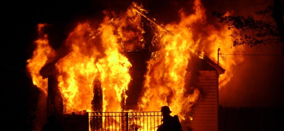 Five home electrical wiring spark burns