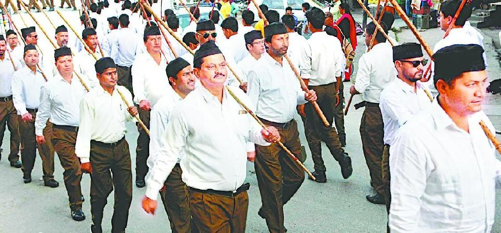 to conquer up election, rss made plan for bjp