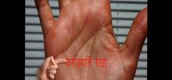 palmistry laxmi and money yog