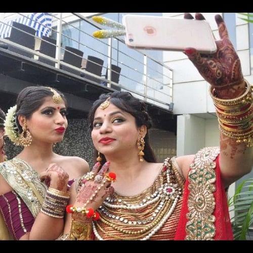Karva Chauth festival celebrateed in jalandhar punjab