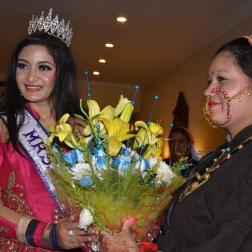 mrs india international meghna ballabh joshi at dehradun