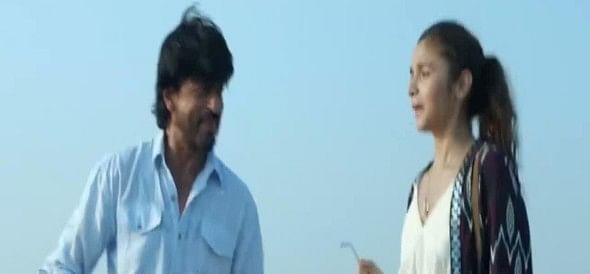 देखिए, आलिया के अजब सवाल, शाहरुख के गजब जवाब