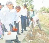 Road commissioner said probe, now two contractor's payment, Karnal
