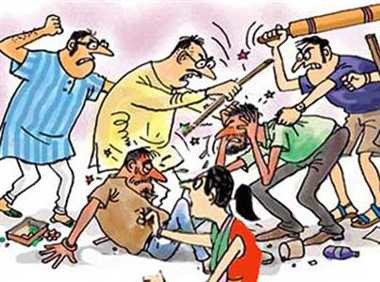 Karwa chauth, clash in husband wife in chandigarh
