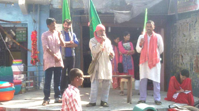Empty villages to flee to end be protected from: Joshi
