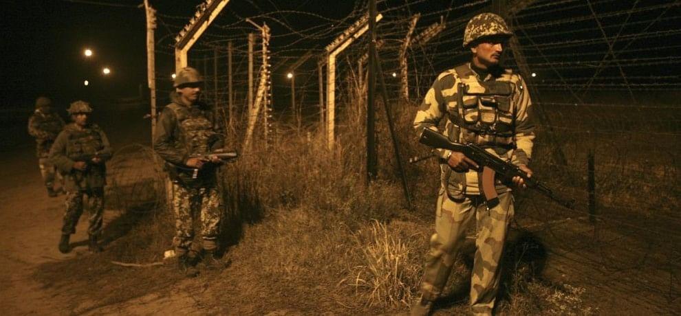 ceasefire violation in rajouri on krwachuth