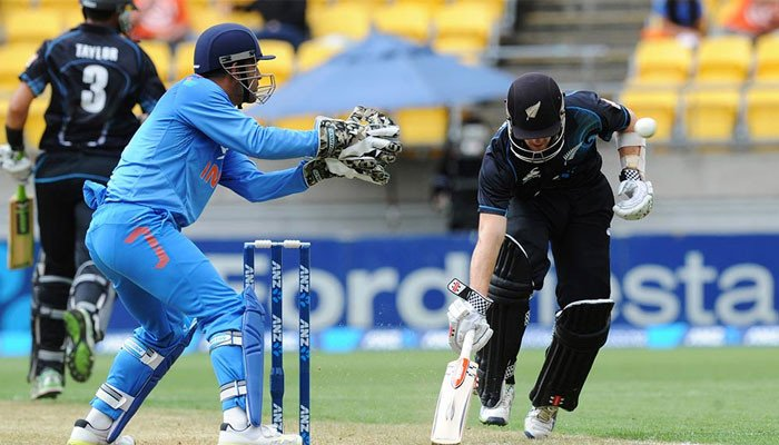 indian new zealand match on pca stadium mohali on 23 october