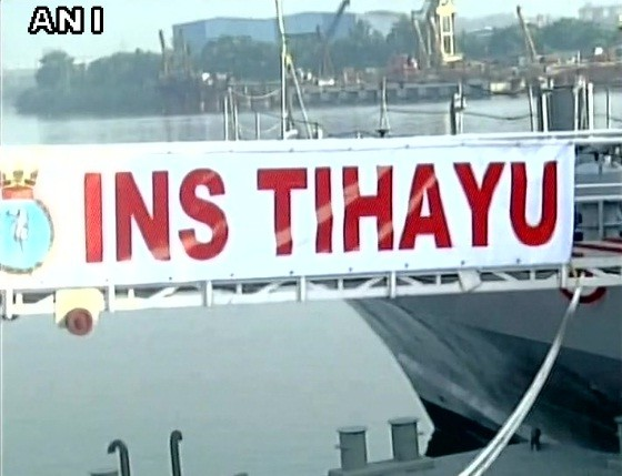 INS Tihayu commissioned in Eastern Naval Command