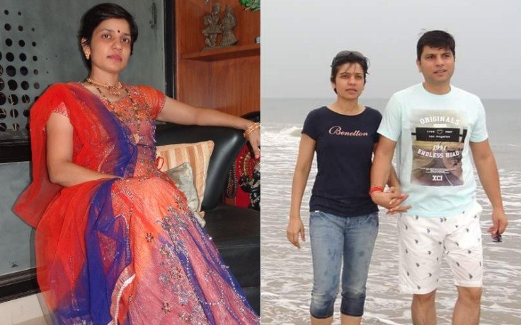 lucknow ssp manzil saini plans to celebrate karwachauth on video chat with husband