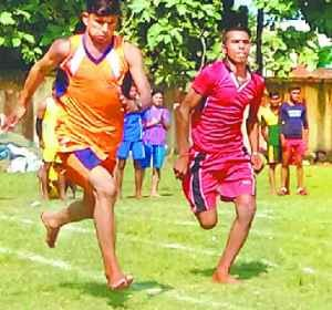 District sports competition launched