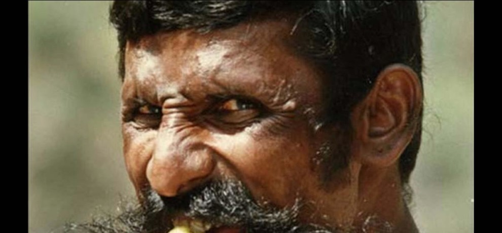 veerappan was the most wanted accused in south india