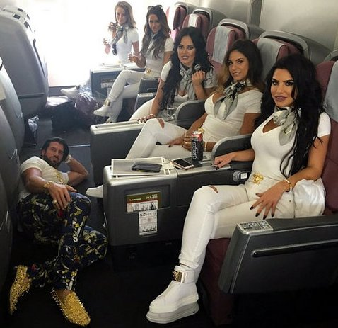 Travers Beynon candyman new pics goes viral