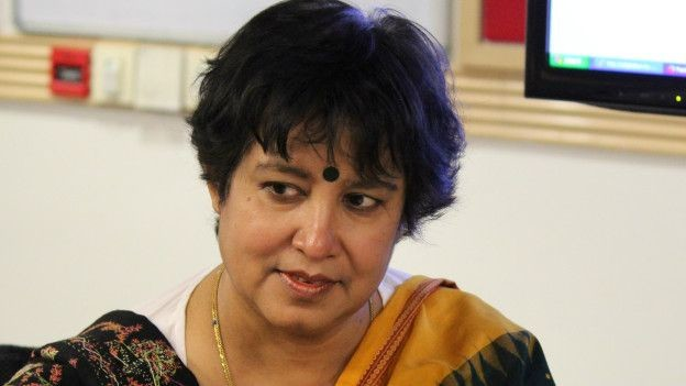 Ban terrorists not artistes: Taslima on boycott of Pakistanis