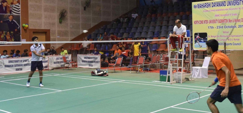 Badminton Championships, women's team defeated, PAU Ludhiana beats Noida team