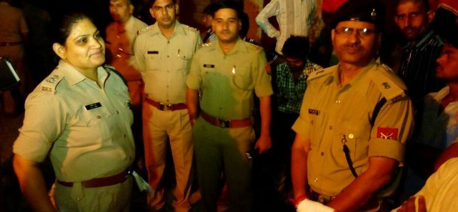 murder of two brother in vrindavan