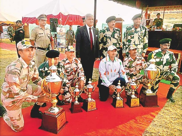 BSF sentinels of the environment with the nation: Governor