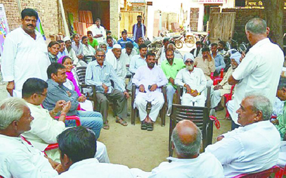 Congressman said, came to power and electricity bills of farmers loan waiver will be half