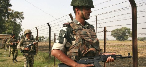bsf gunned down 7 pak rangers as response to sniper attack in hiranagar