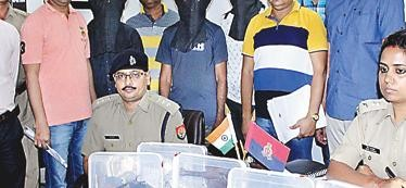 sarafa murder case three accused arrested, masterminf and two others absconded