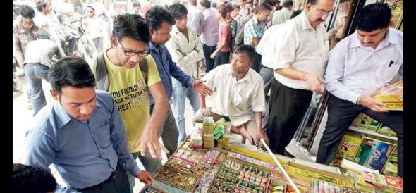 panchkula administration strict instrucions for chinese crackers sale on diwali