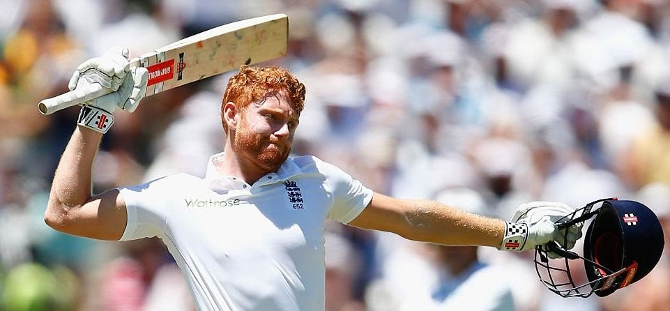 Jonny Bairstow Becomes 1st Player to Score 1000 Test Runs in 2016