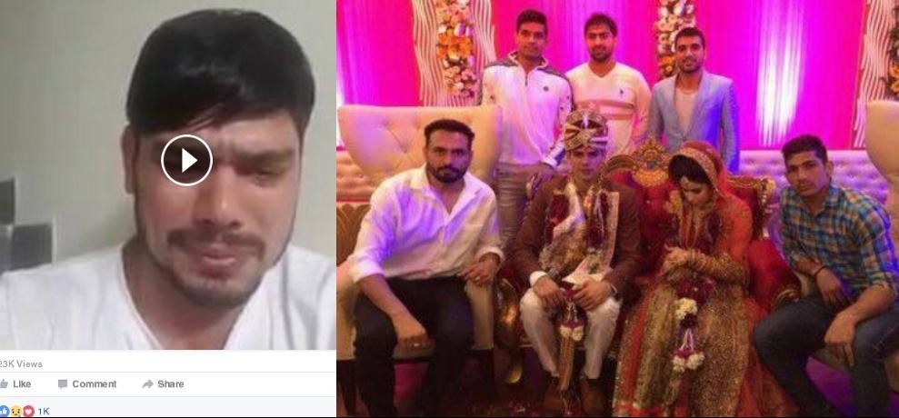 kabaddi player rohit chhillar uploads video on facebook to prove his innocence