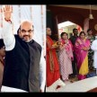 Meet bjp president amit shah wife, know how's she celebrate her husband birthday