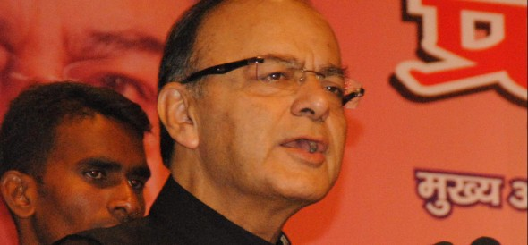 kashmir agreement was a historical mistake, says arun jaitley.