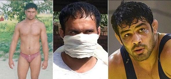 national wrestler amarjit singh arrested in drug smuggling, have fight against olympian sushil kumar