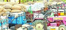 Administration bowed to pressure from farmers, paddy purchased