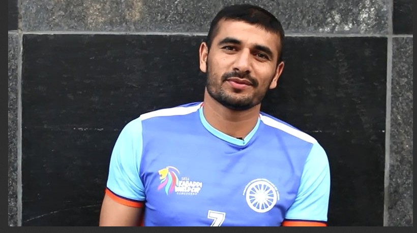 Ajay Thakur Star in Team India Win in Kabaddi world Cup.