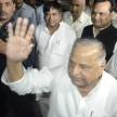 High power meet at mulayam singh residence.