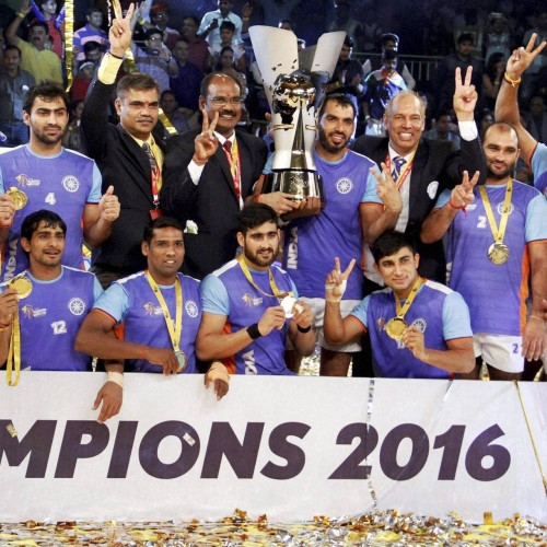 World Cup-Winning Indian Kabaddi Players Get Rs 10 Lakh Each From Government