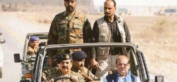 Pakistan ,india ,modi ,nawaz sharif ,role model,रोल मॉडल,पाकिस्तान