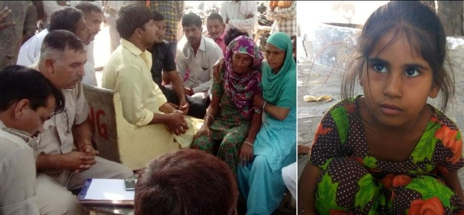 wife killed for son in hisar, daughter told the story of mother murder to police