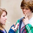 French high schools allow students to smoke