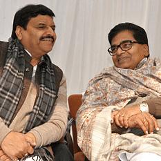 शिवपाल और रामगोपाल में हमेशा रहे सियासी मतभेद
