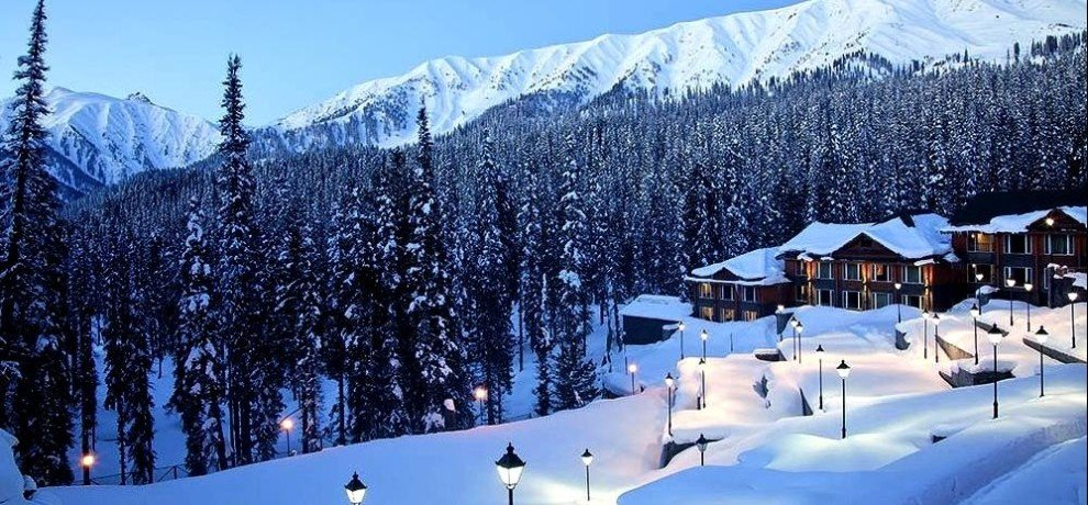 GULMARG CAN BE STATED AS THE MOST BEAUTIFUL DESTINATION IN JAMMU AND KASHMIR