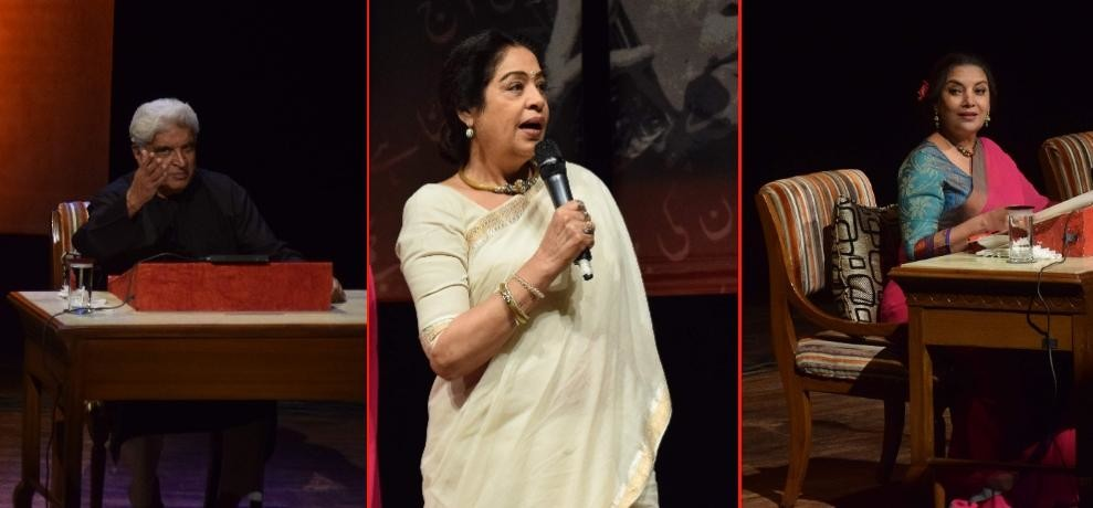 PICS: Javed Akhtar song change the climate of music and evening