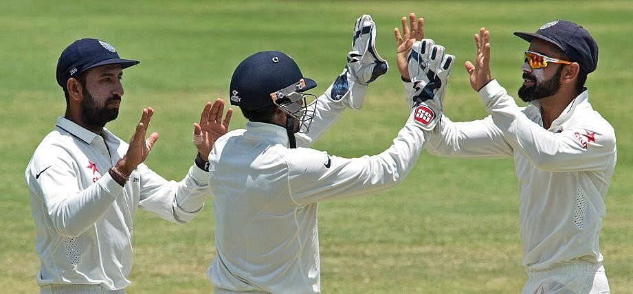 Wriddhiman Saha Becomes The Silent Killer Of Indian Cricket Team
