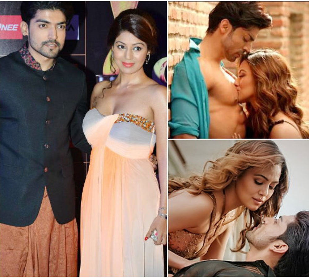 Cannot tolerate my wife's romantic scenes on-screen: Gurmeet Choudhary
