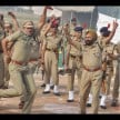 ludhiana police nagin dance at Foundation Day of 26th Corps ITBPF
