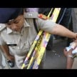 naya bazar blast police trying to detect explosive material used